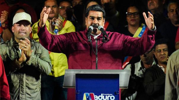 VENEZUELA-ELECTIONS-POLITICS-VOTE