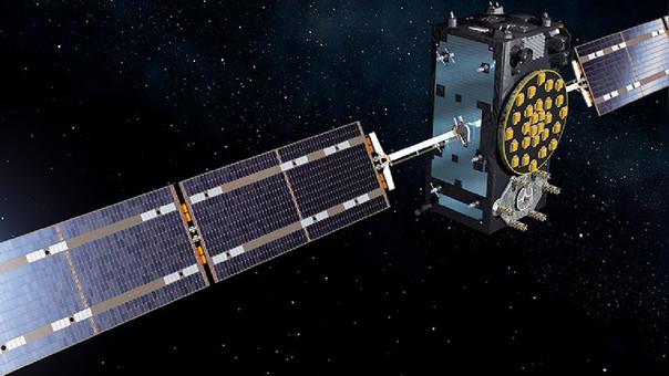 En imagen, una ilustración del sistema Galileo.