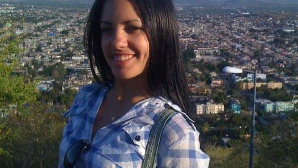 La joven era bailarina en una compañía española y estudiaba Ingeniería Industrial en la Universidad Tecnológica de La Habana.