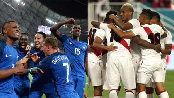 La última vez que Perú y Francia se enfrentaron fue en un amistoso en 1982. La Bicolor ganó con un gol de Juan Carlos Oblitas.
