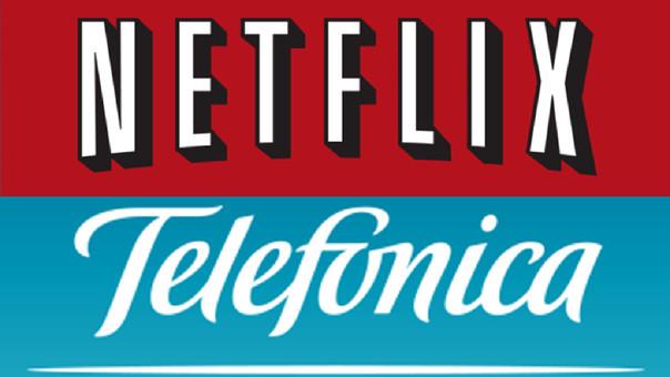 Netflix y Telefónica