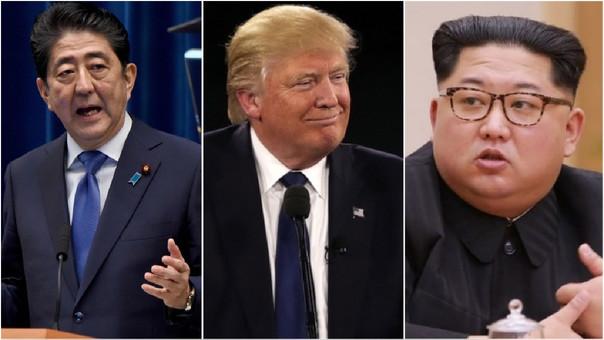 El Gobierno de Japón se manifestó tras la decisión de Donald Trump de cancelar la cumbre con Kim Jong-un.