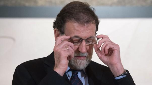 El conservador Mariano Rajoy es el presidente de España desde el 2011.