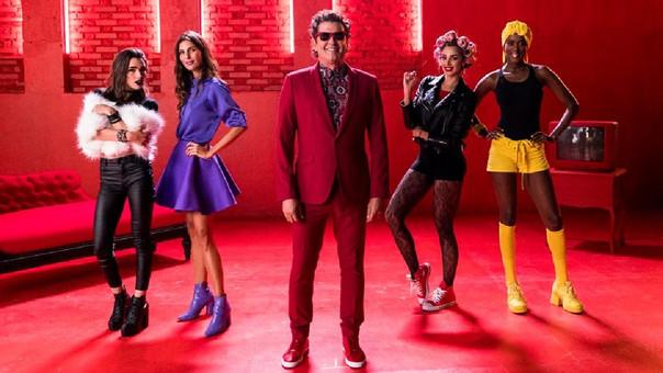 El nuevo tema de Carlos Vives ya superó las 2 millones de reproducciones en YouTube.