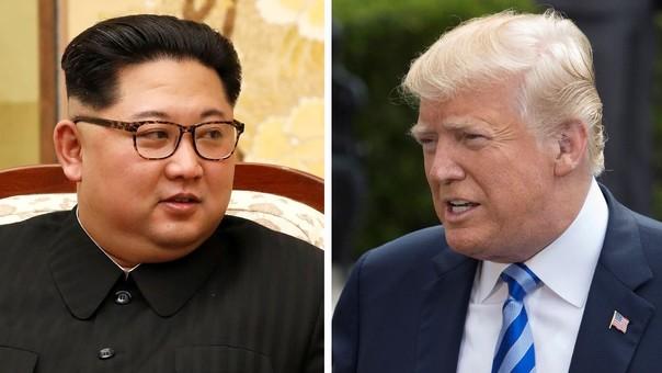 Kim Jong-un y Donald Trump aún planean reunirse en Singapur el 12 de junio, pese a que Trump canceló la cumbre esta semana.