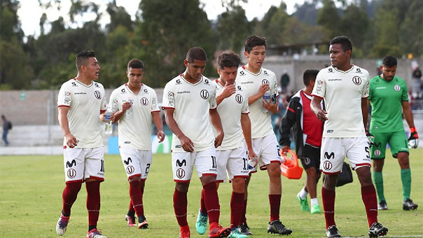 Universitario de Deportes se sitúa en la décima casilla del Torneo Apertura.