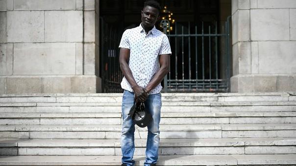 Con 22 años, Gassama hará los tramites para recibir la nacionalidad francesa.