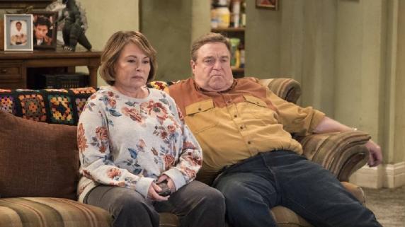 Roseanne Barr y John Goodman protagonizan la serie