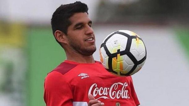 Luis Abram debutó en Sporting Cristal.