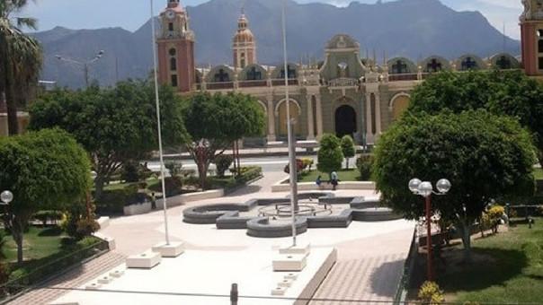 Plaza de Motupe