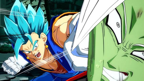 Vegito y Zamasu Dragon Ball Fighter Z