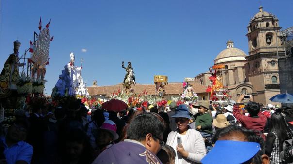 Corpus Christi 2018 Cusco