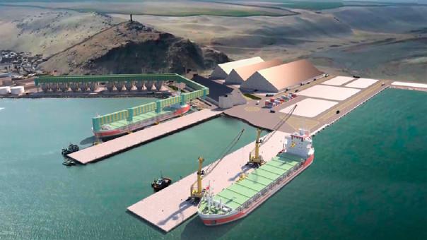 Grupo Romero modernizará Puerto de Salaverry con inversión de US$ 229 millones.