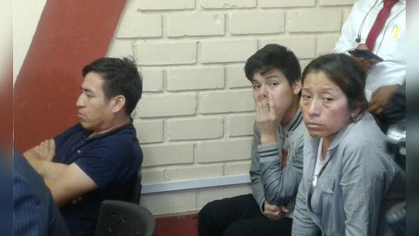 Ellos serán recluidos en el penal de Chiclayo