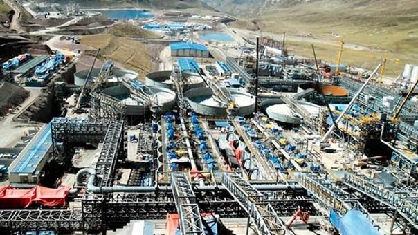 Las obras de ampliación culminarán el 2020, según anunció la empresa minera china encargada de su operación, Chinalco Perú.