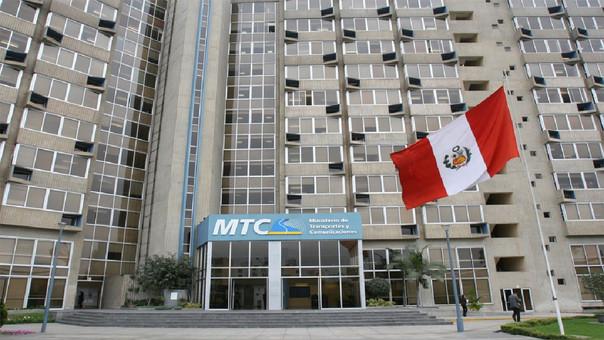La reunión será esta tarde en las oficinas centrales del MTC en Lima.