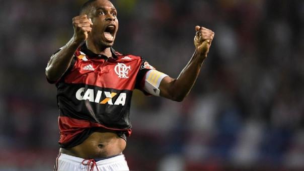 Juan (39 años), capitán del Flamengo