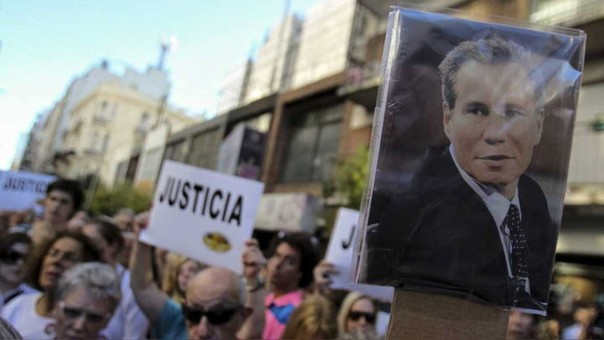 Nisman investigaba a Cristina Fernández cuando era presidenta de Argentina.