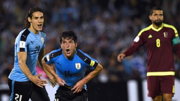 El volante Nicolás Lodeiro de 29 años jugó con Uruguay los Mundiales de Sudáfrica 2010 y Brasil 2014.
