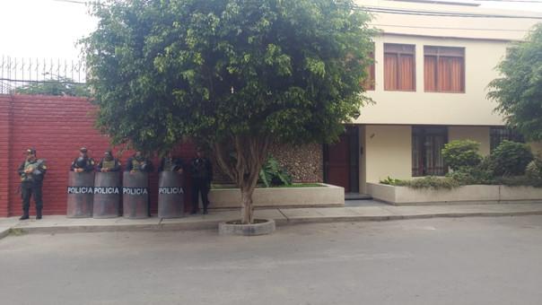 casa de alcalde de Chiclayo