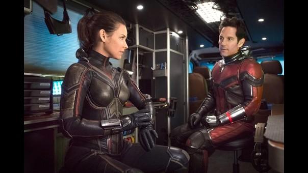 """""""Ant-Man y la Avispa"""""""