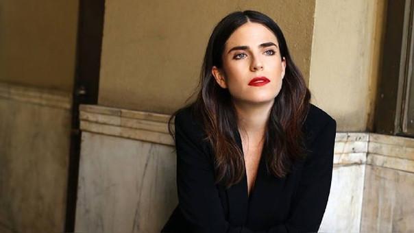Souza denunció haber sido acosada y violada sexualmente al principio de su carrera por un director de cine al que no identificó.