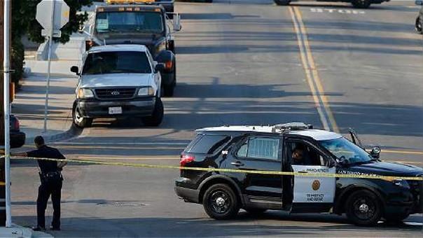 Interrumpen unos minutos maratón en San Diego (EE.UU.) por tiroteo cercano