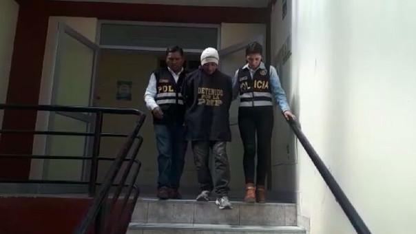 Electricista violador en Cusco