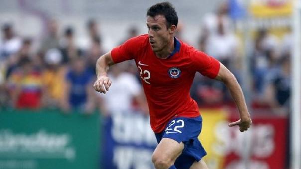 Ángelo Henríquez tuvo un paso por el Manchester United.