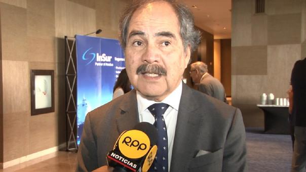Presidente de Adex, Juan Varilias, pide extender régimen agrario hasta el 2050.