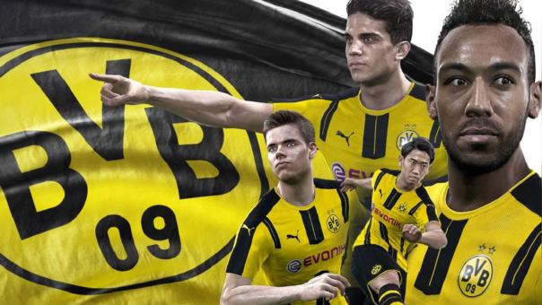 Borussia Dortmund - Pro Evolution Soccer