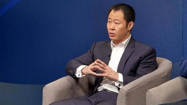 El Congreso se pronunció tras la denuncia de Kenji Fujimori.