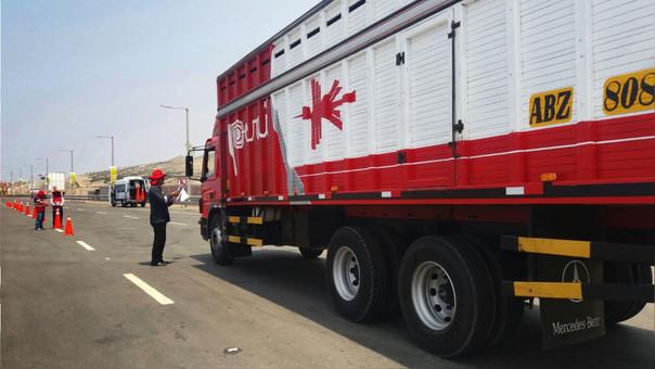 Paro ha sido convocado para el 5 de junio y transportistas exigen la devolución del ISC.
