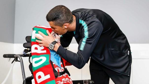 Cristiano Ronaldo se prepara para disputar su cuarto Mundial.