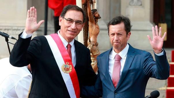 Tuesta renunció al MEF tras dos meses en el cargo.
