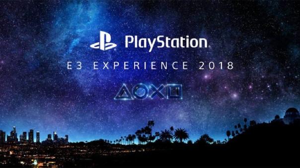 Conferencia Sony E3