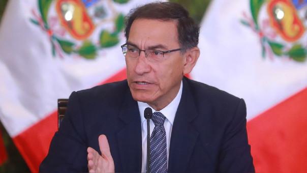 Vizcarra: Crimen de los 4 policías en Huancavelica no quedará impune