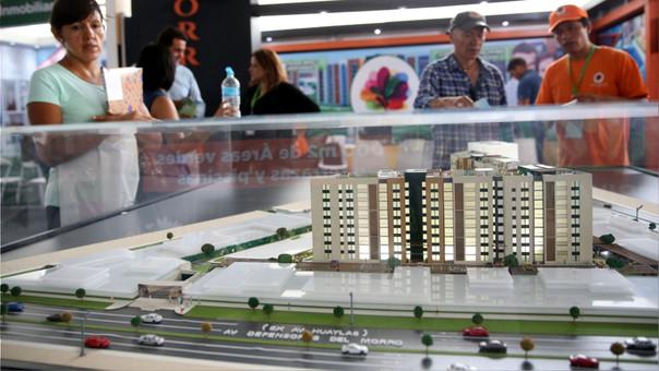 La feria inmobiliaria virtual ofrece 12,571 unidades en Lima y 393 en regiones.