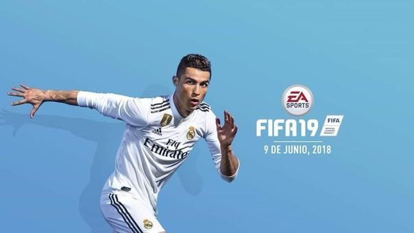 Cristiano Ronaldo ha sido imagen del PES 2013 y del FIFA 18.