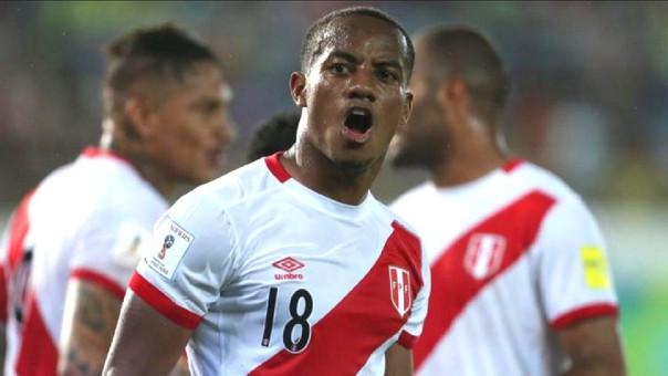 André Carrillo es figura de la Selección Peruana rumbo al Mundial.