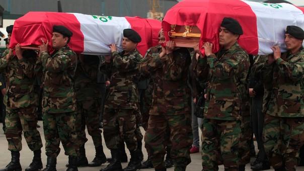 La lucha contra el narcotráfico y el terrorismo ha causado la muerte de varios agentes.