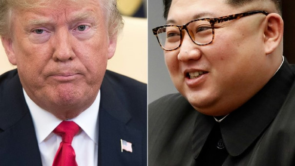 Trump tiene previsto llegar este domingo a Singapur para la cumbre del martes, que será la primera reunión de la Historia entre líderes de los dos países.