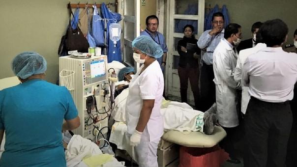 Arequipa hospital