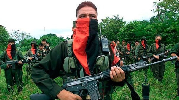 El ELN ha protagonizado varios ataques contra el Ejército de Colombia.