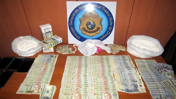 Esta detención fue fruto de un operativo policial en el que se detuvieron a cinco extranjeros: tres cubanos y dos peruanos.