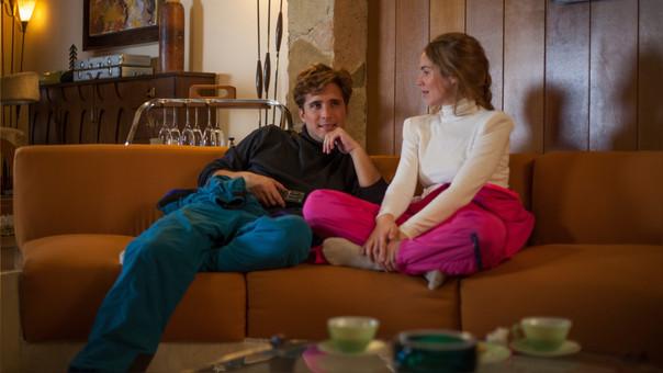 Luis Miguel se encuentra con Érika, nombre del personaje que representa a Issabela Camil.