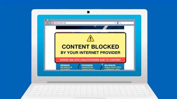 Ahora los proveedores de servicios de internet (ISP) en EE.UU. pueden bloquear o ralentizar a su voluntad el acceso a cualquier página web sin importar su contenido, incluso medios de comunicación o plataformas de video.