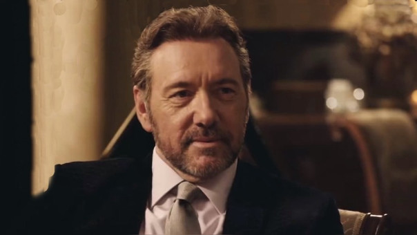 Kevin Spacey regresa al cine tras las acusaciones de acoso sexual