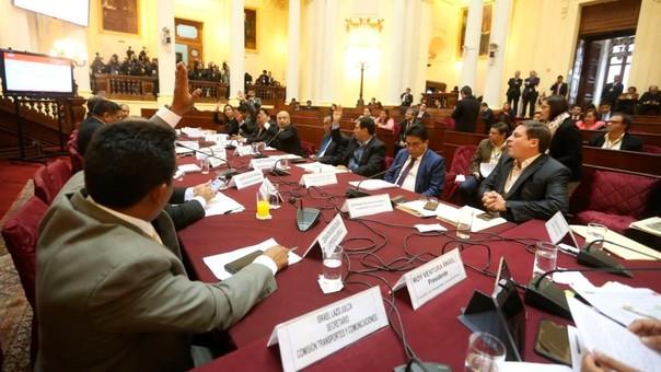 Comisión aprobó insistencia de ley sobre la publicidad estatal.