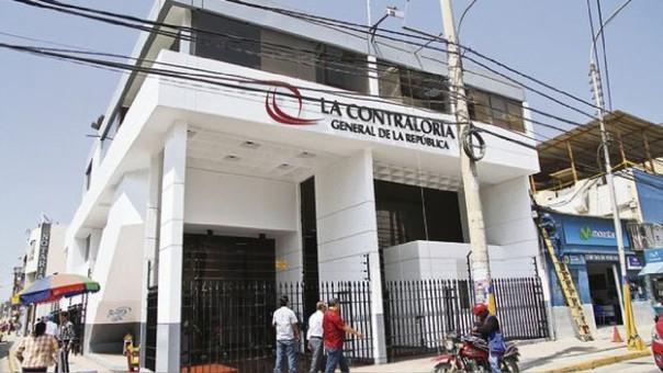 Contraloría General de la República dio cuenta de presuntas irregularidades